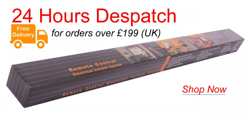 Fast Despatch, Free Delivery