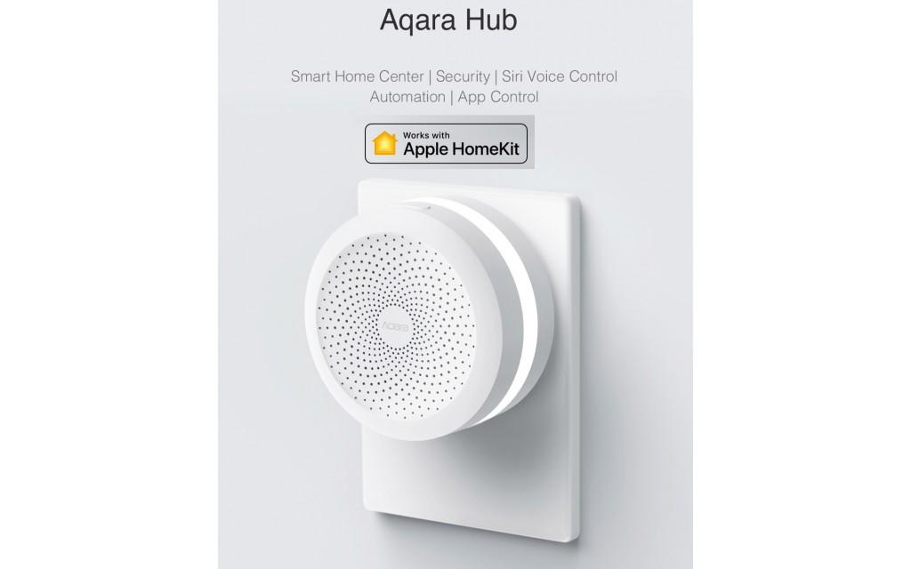 Xiaomi Aqara Zigbee HUB smart system Aqara Smart Gateway HUB