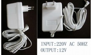 EU Power Adapter for electric curtains